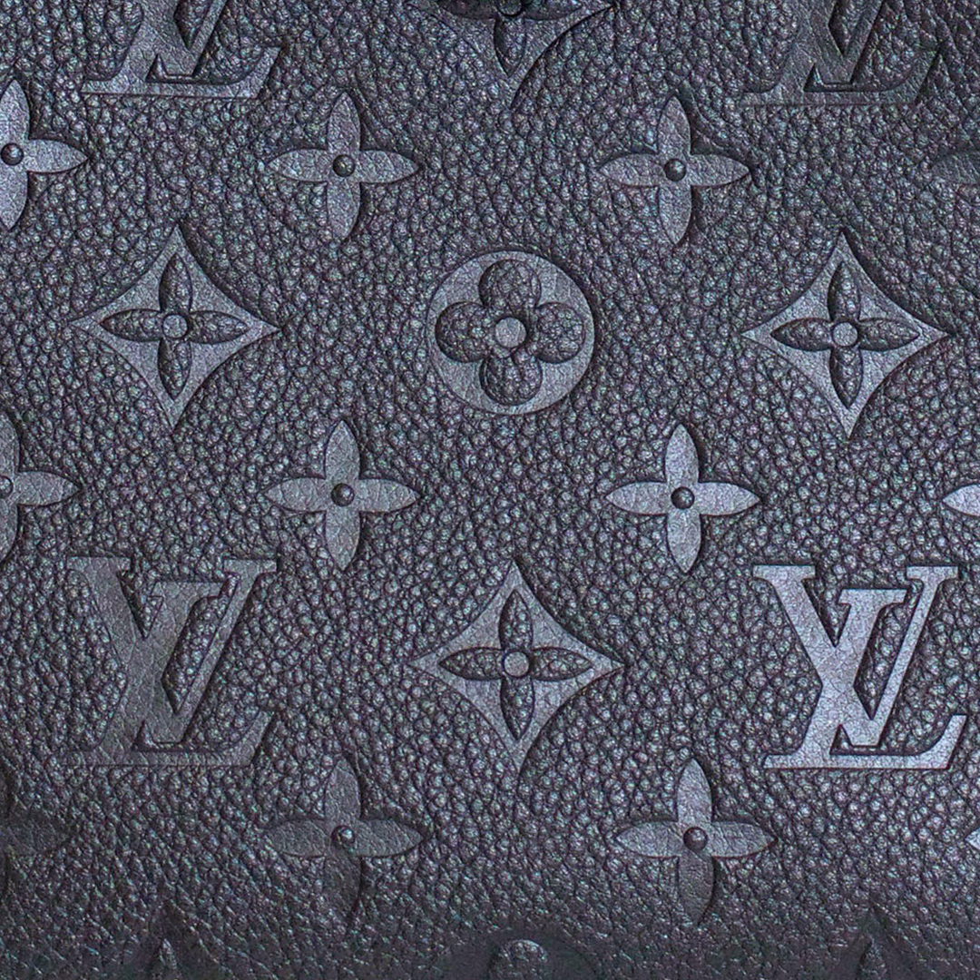 Guide to louis vuitton monogram and prints leprix lv empreinte monogram empreinte another embossed variation of the monogram the empreinte was introduced in 2010 and is made of a smooth calf leather biocorpaavc Images