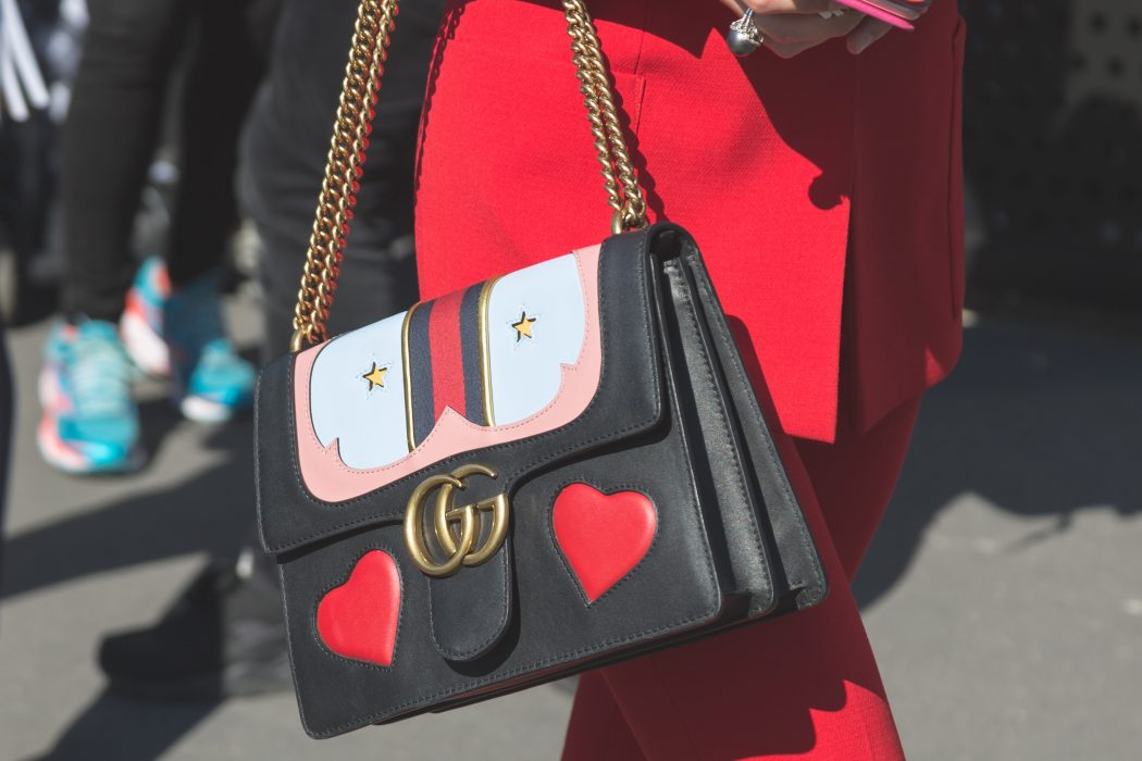 How to ensure you\u0027re buying an authentic Gucci bag , LePrix