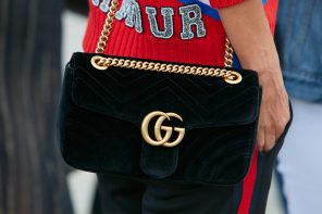 Gucci's Comeback: GG Belts, Bags, Shoes & Tees